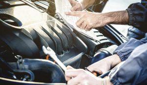 cuidado del motor
